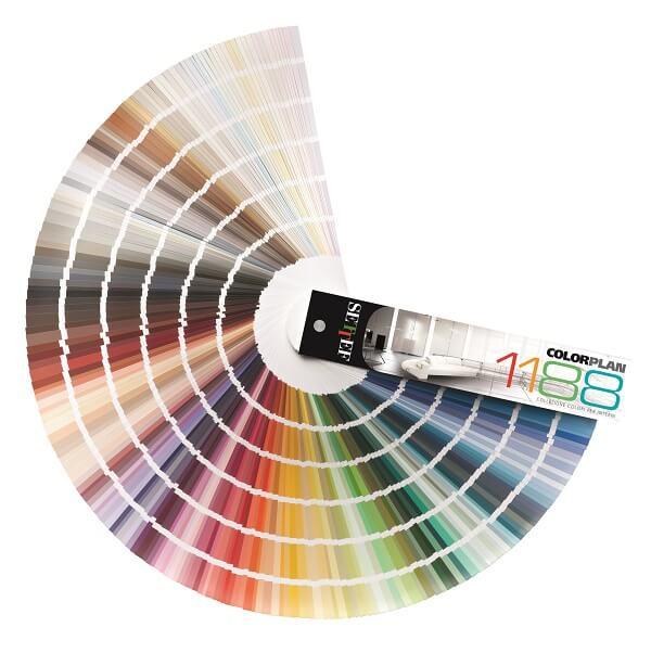 settef colori