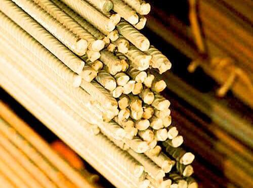 vendita ferro tondo per cemento armato