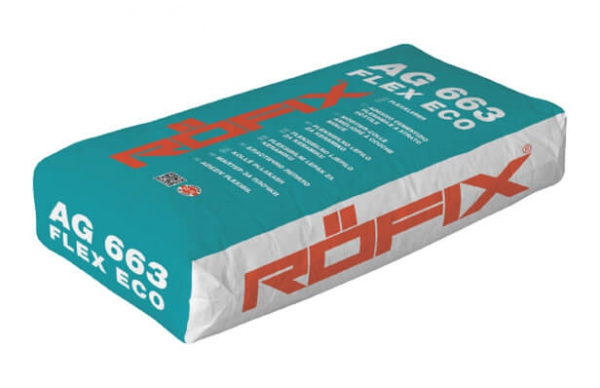 rofix ag 663 flex eco adesivo cementizio